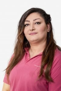 Pani Ghanbarian | Preventie-Assistente